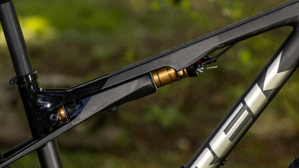 Trek Supercaliber 2020 Suspension - Isostrut