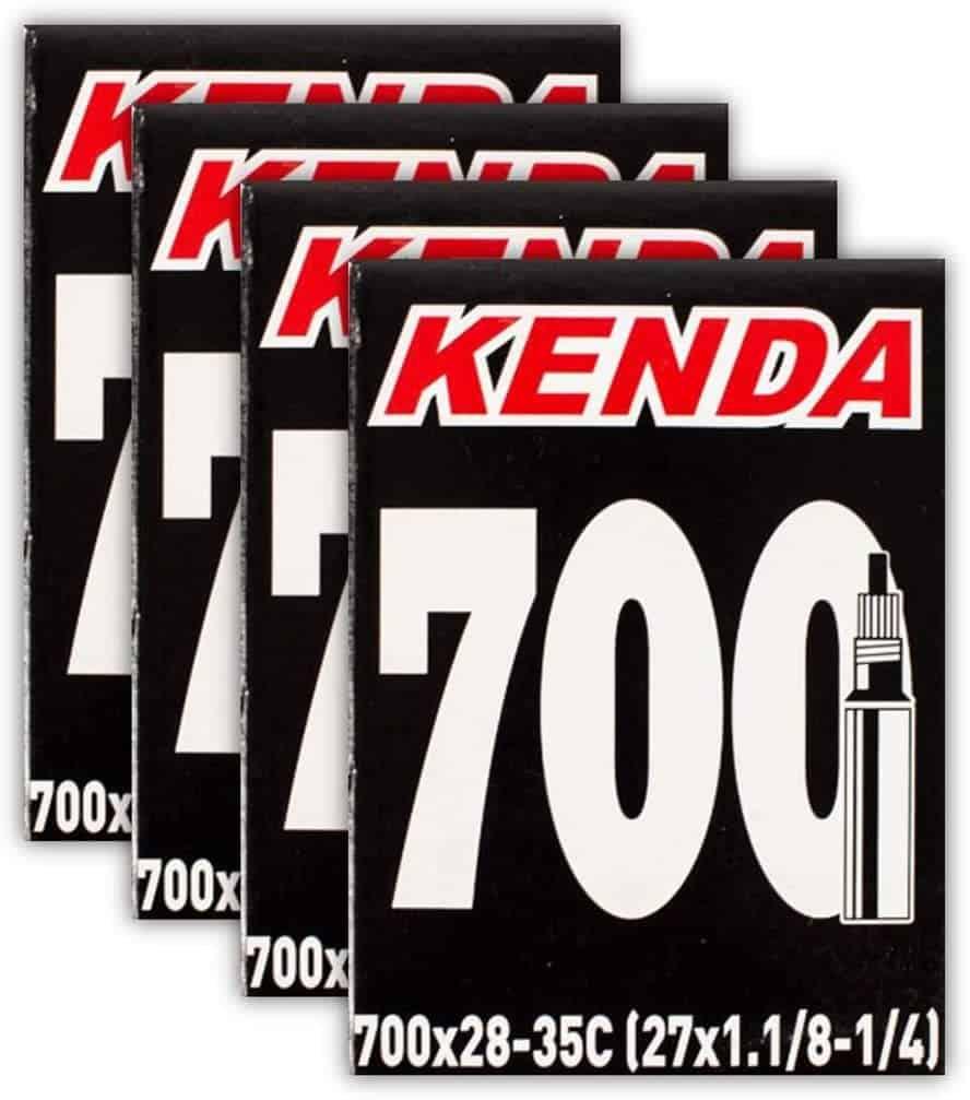 Kenda Road Bicycle Tubes