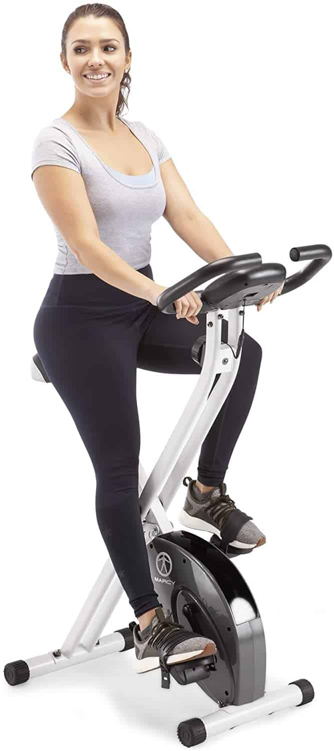 Best Folding Exercise Bike – 7 Stationary Spin Bikes Reviewed 11