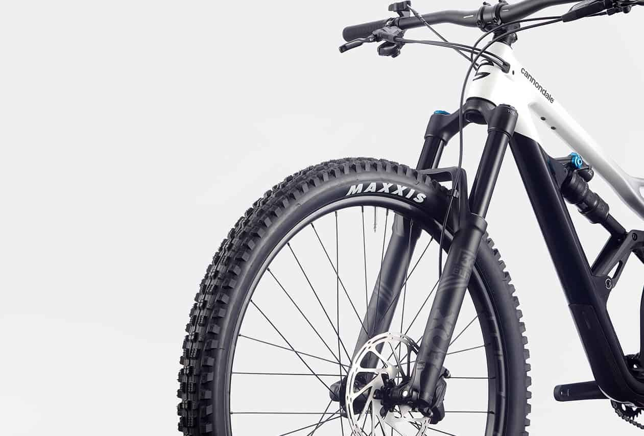 Cannondale -Jekyll-tires