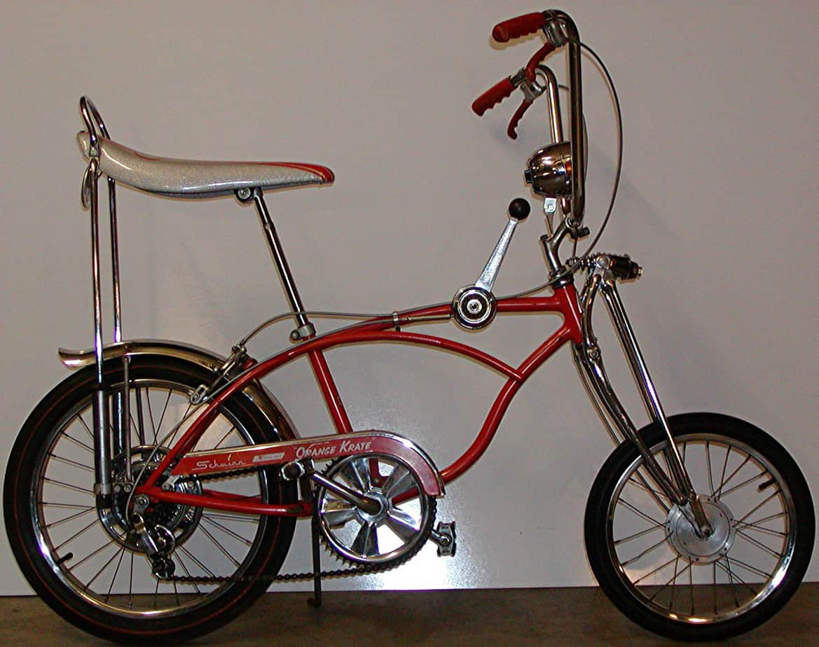 Schwinn Sting-ray 1968 model