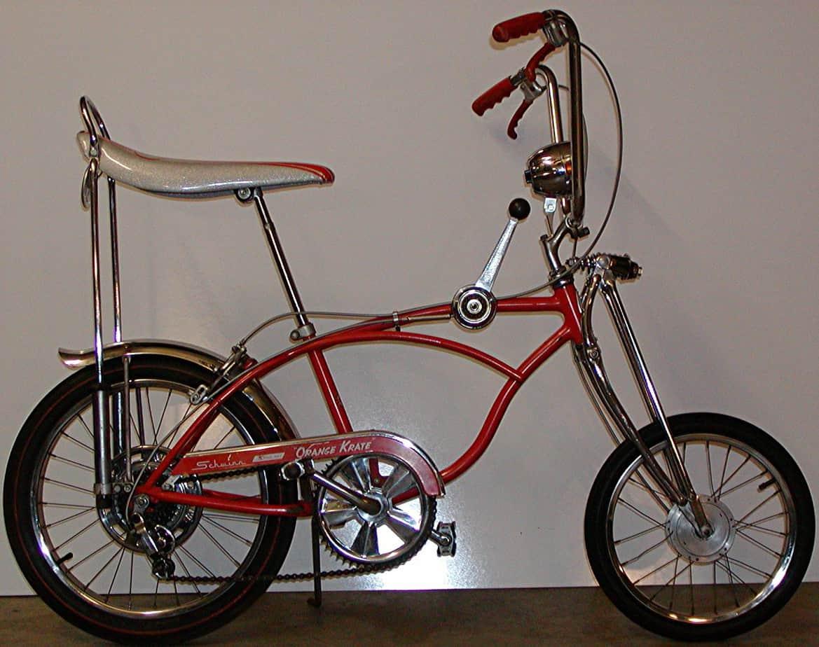 Schwinn Sting-ray 1968 model