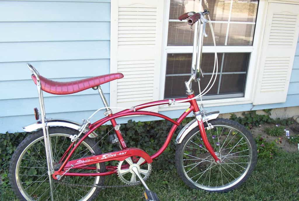 Schwinn Sting-ray 1976 model