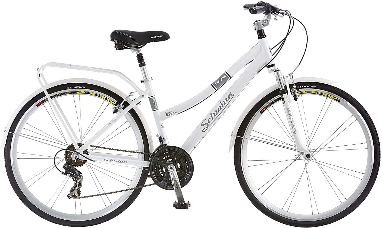 Schwinn Discover hybrid Bike for men women