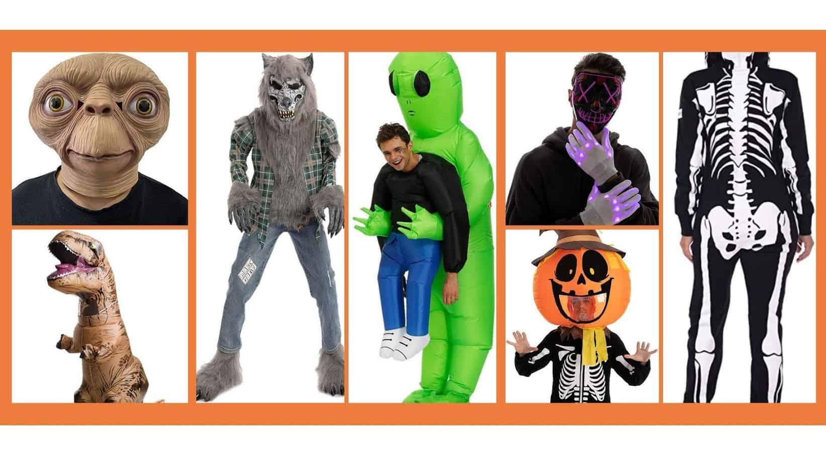 Amazon Halloween Costumes