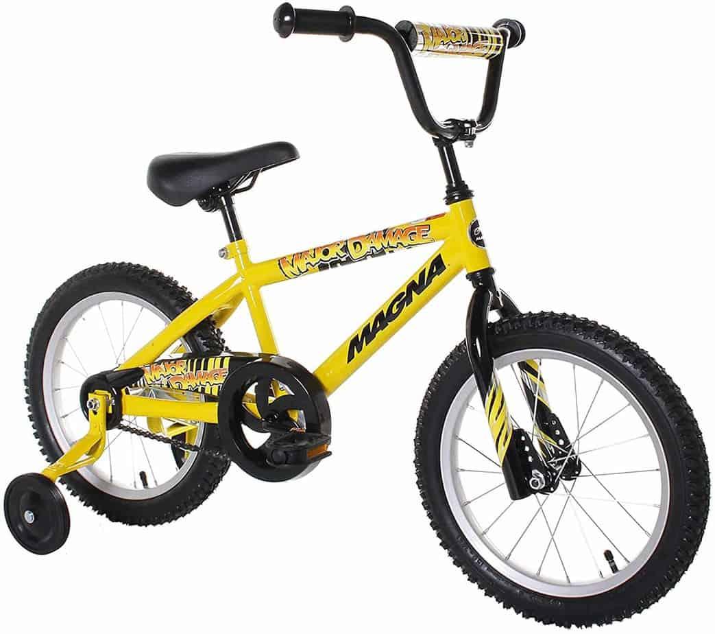 Dynacarft Magna Majorboys Bike BMX - BMX bike under 100