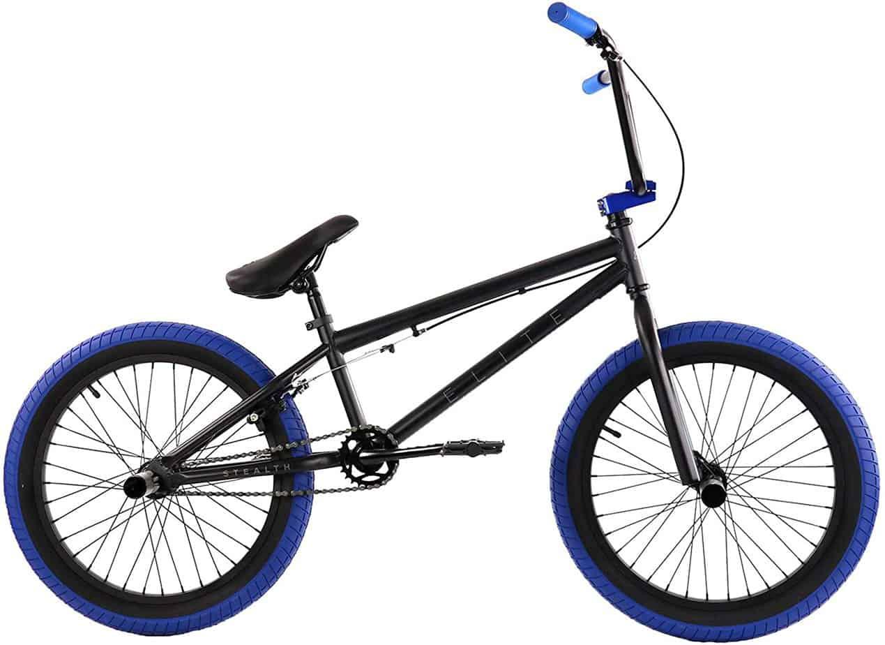 Elite-Bicycle-The-Stealth-Freestyle-Bike - Pro-BMX-BIke