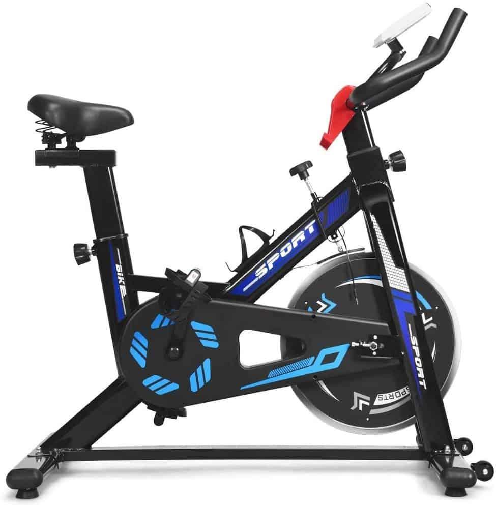 Gymax indoor Cycling Bike