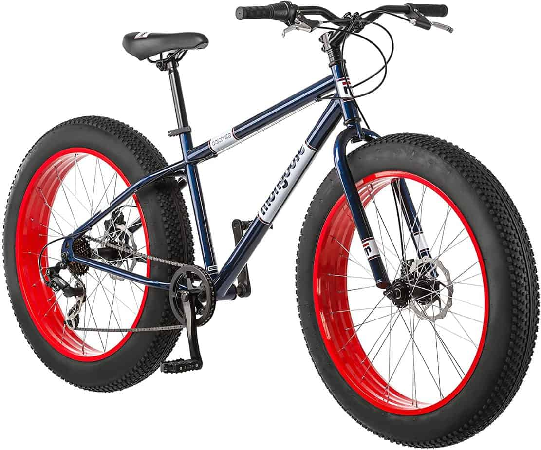 Mongoose Dolomite - Best Bike For Heavy Riders