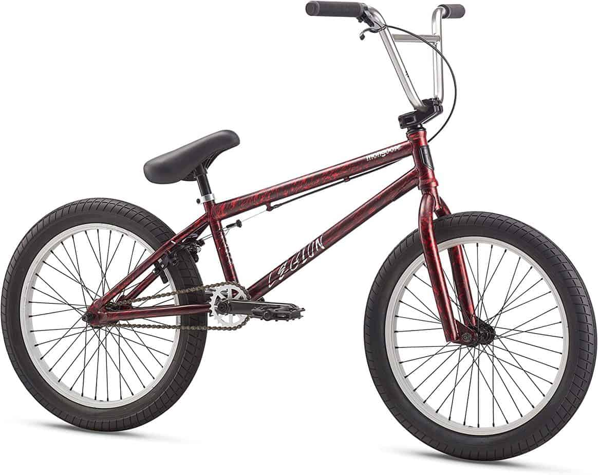 Mongoose Legion 80 Kids BMX Bike