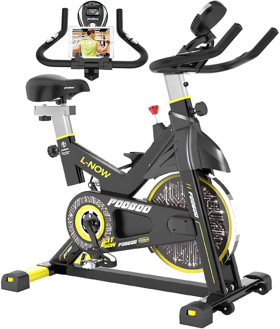 Poobo Exercise Bike