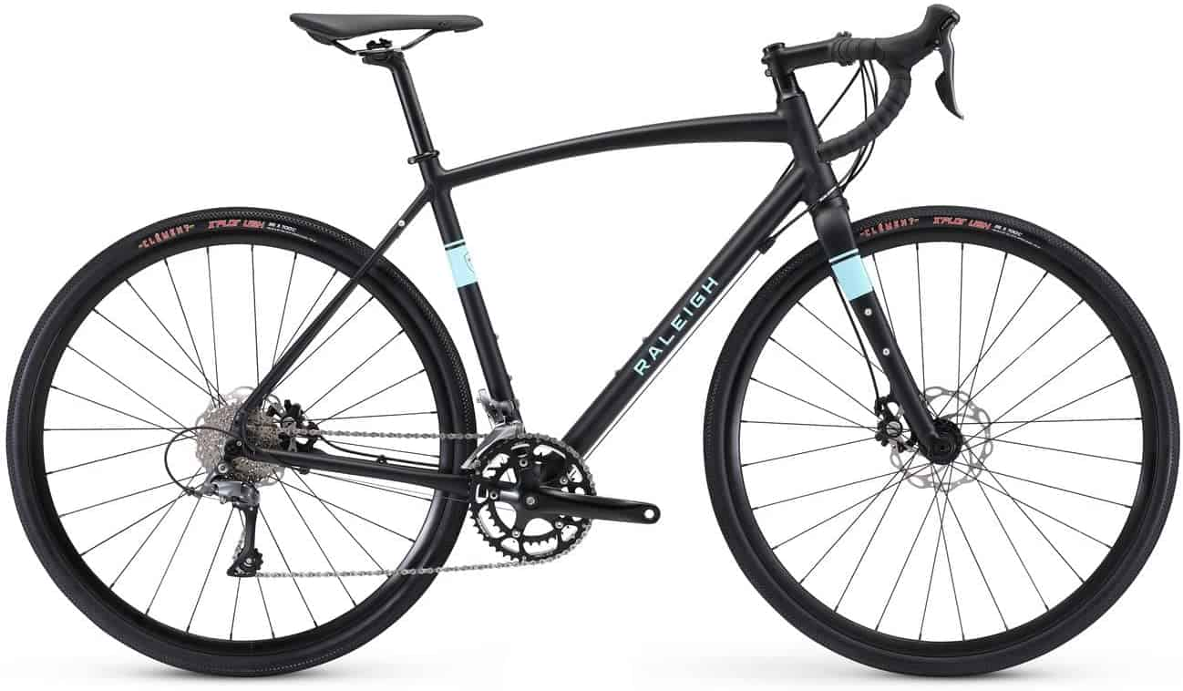 Raleigh Gravel Adventure bike