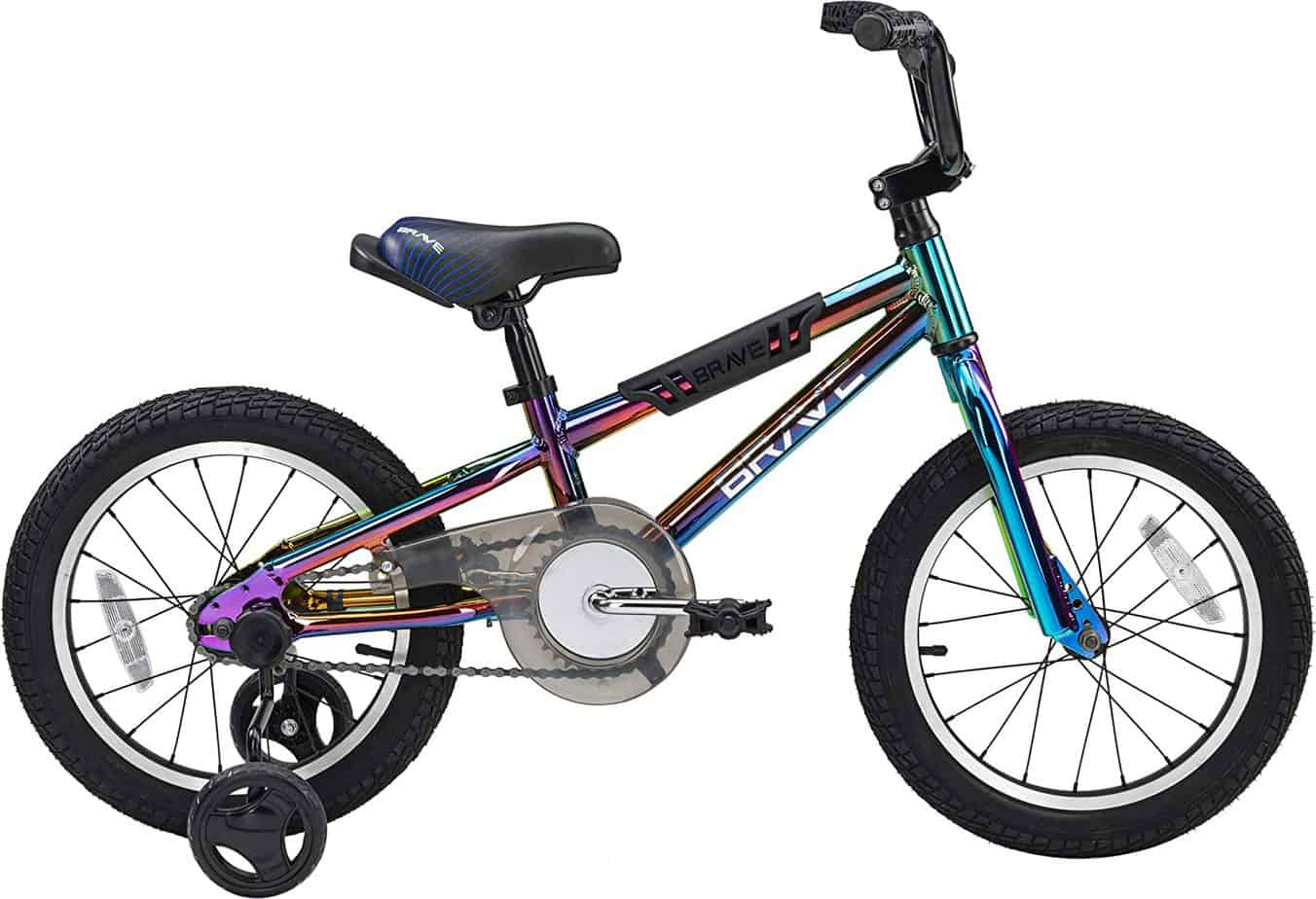 Revere Bicycles Brave 16