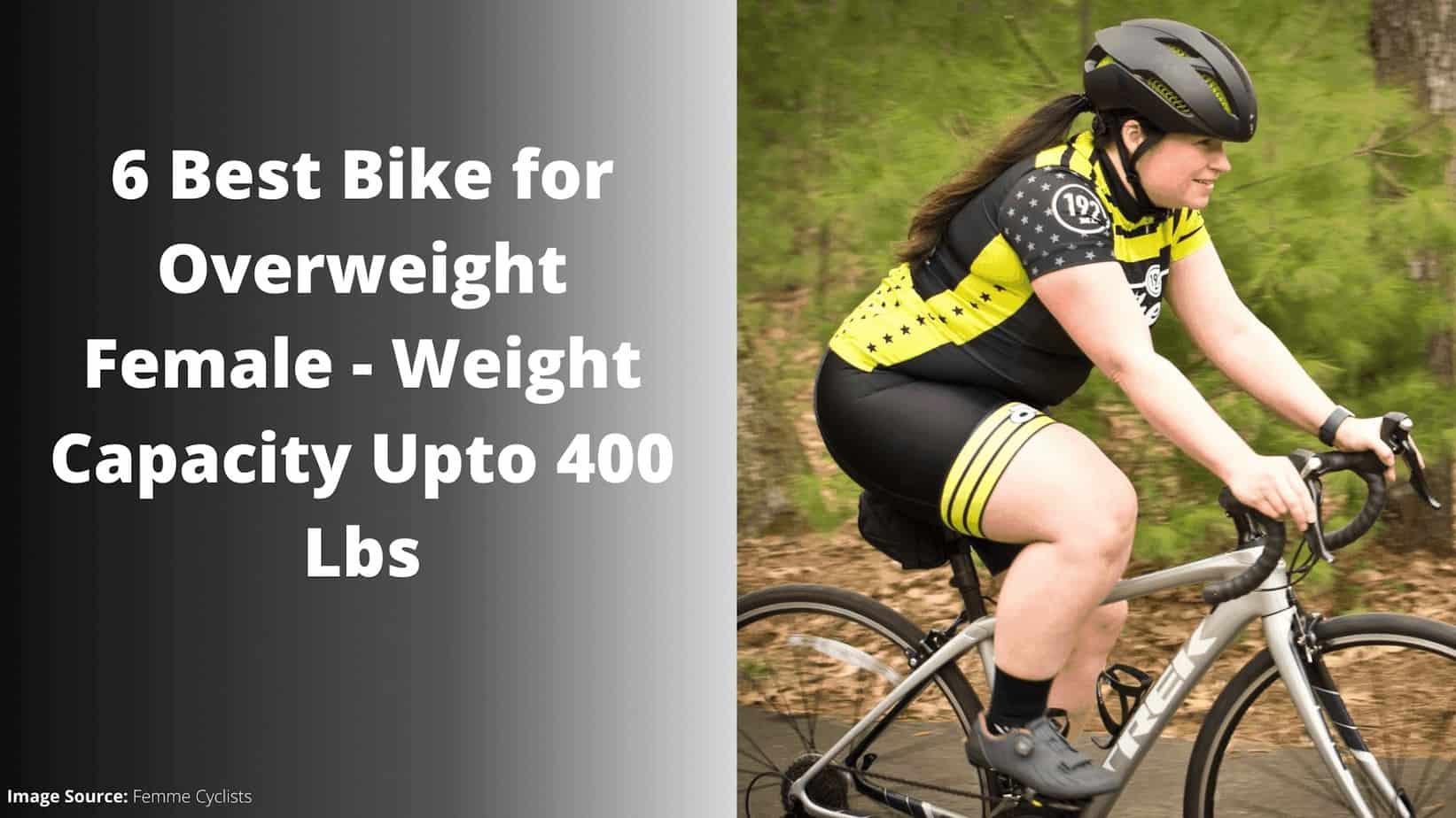 Best Bike For overweight women