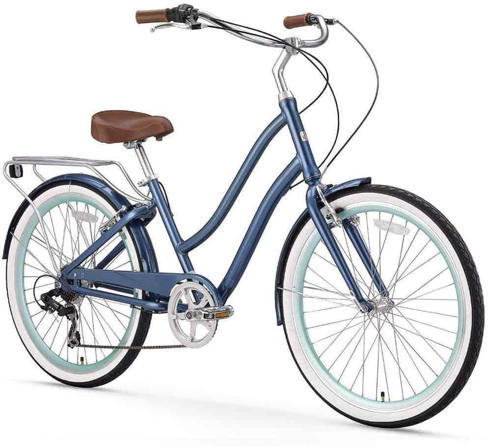Sixthreezero-best-bike-for-overweight-women