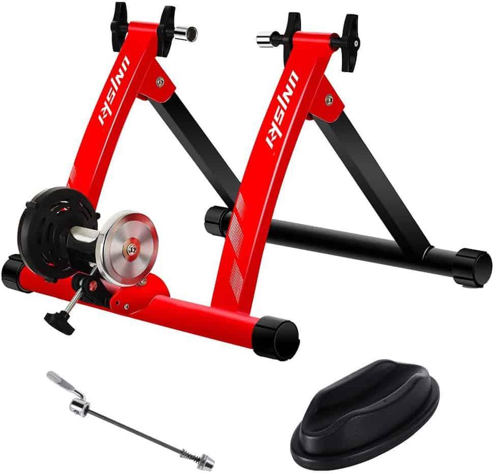 Unisky Bike Trainer Stand Indoor Riding Steel Bicycle