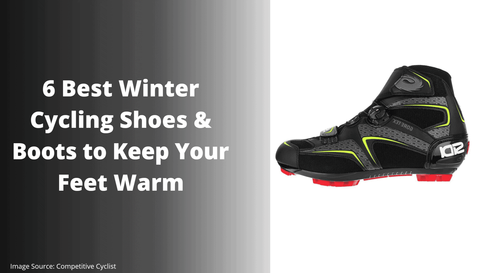 Best Winter Cycling shoes and Boots