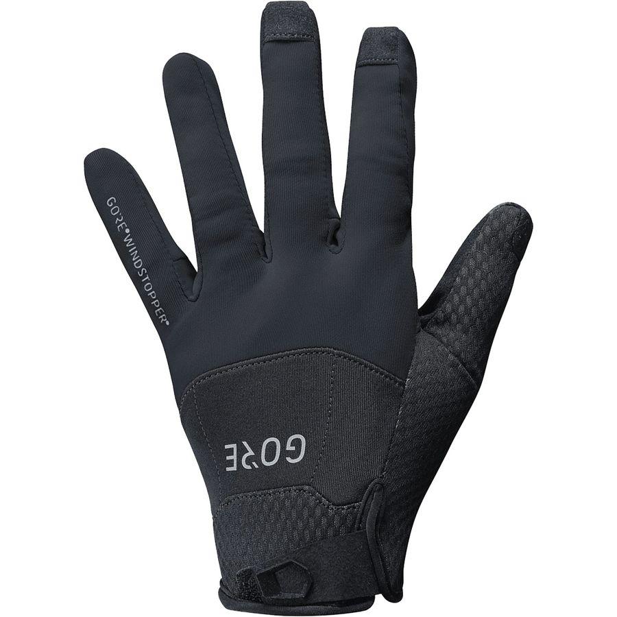 C - Gore tek winter cycling gloves