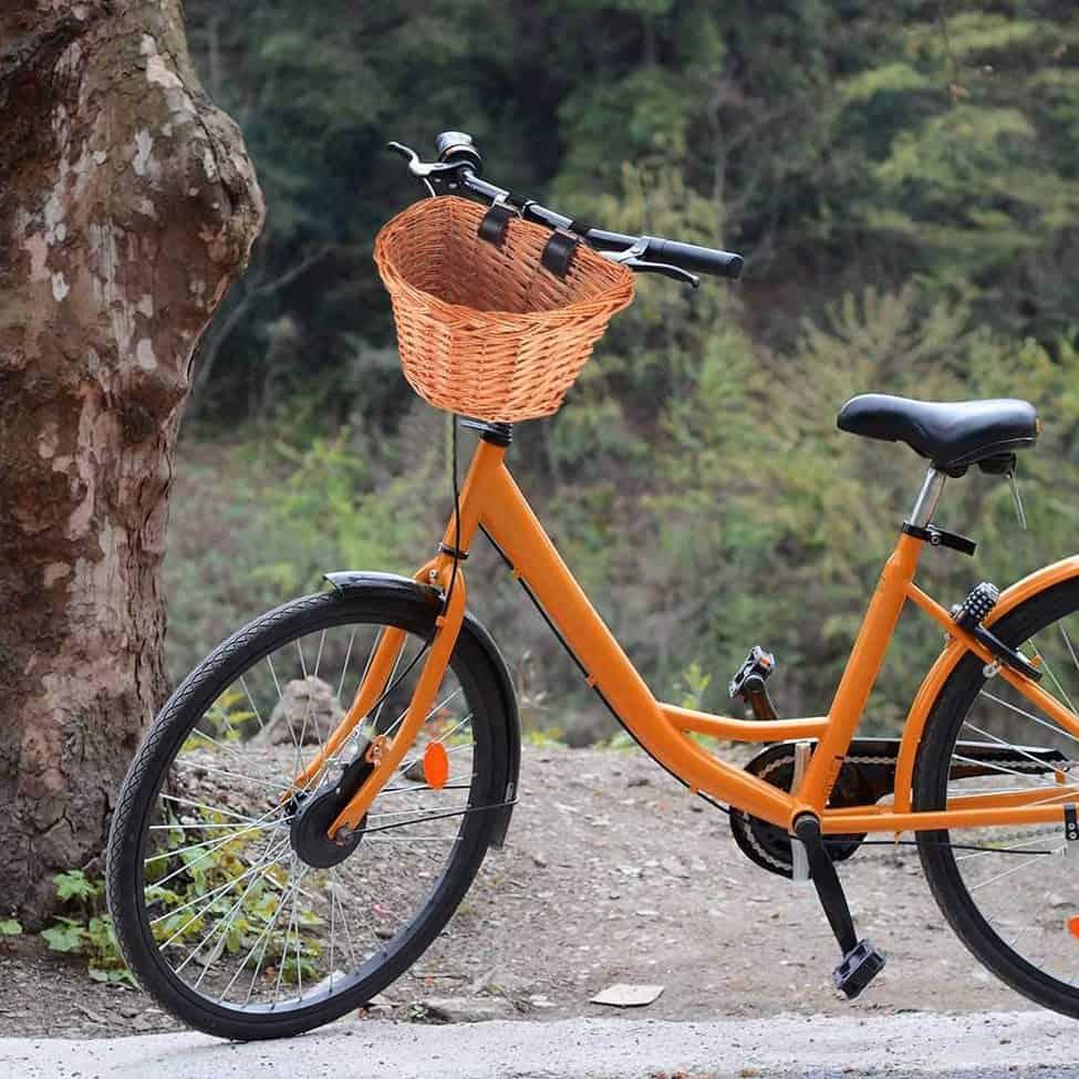 Hitechlife  Handle Bar Bike Basket