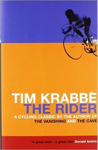 Rider By Krable cycling Book
