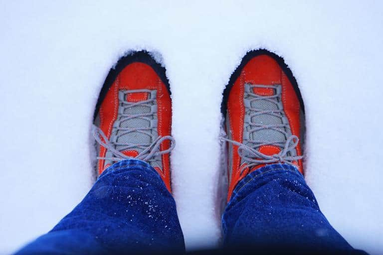 Weather Proof Winter Bicycle Shoes
