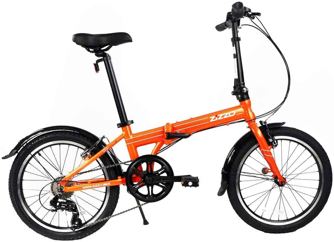 EuroMini ZiZZO Via 26lb Folding Bike