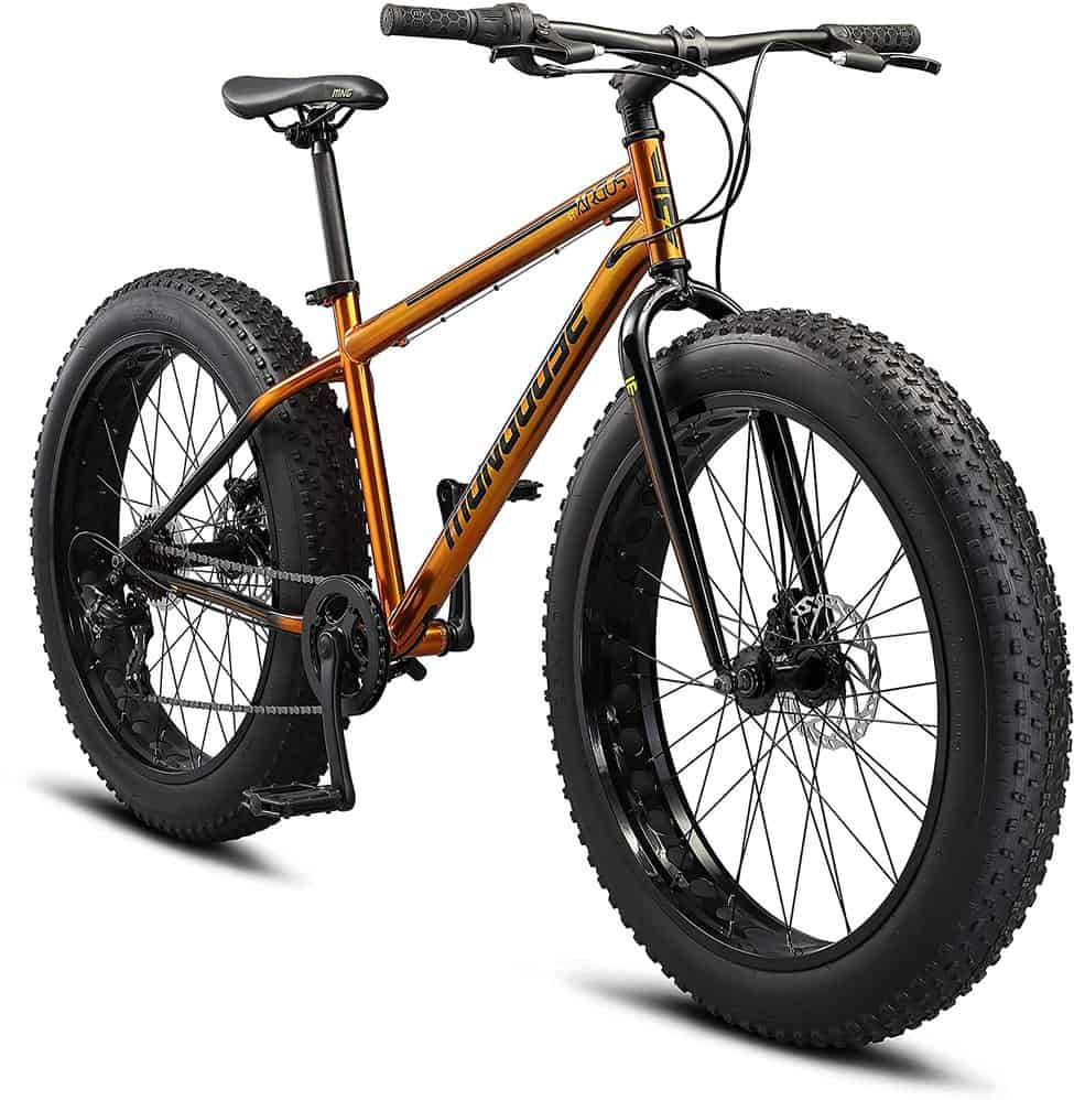 Mongoose Argus And Argus ST