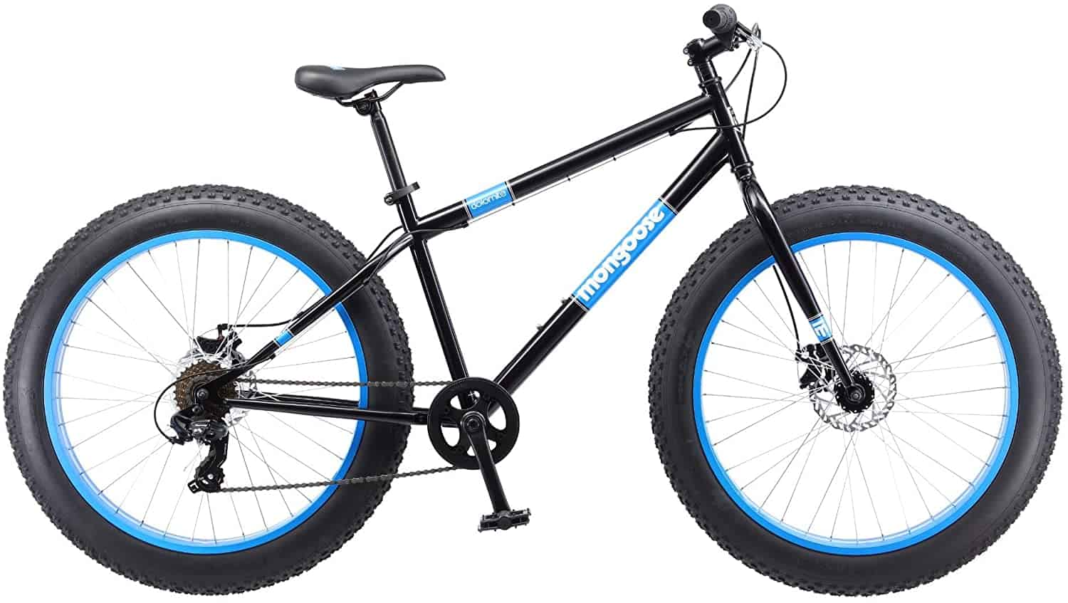 Mongoose 2019 Dolomite Men's Fat Tire Bike
