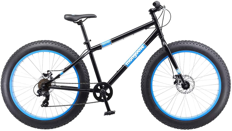 Mongoose 2019 Dolomite Men's Fat Tire Bike
