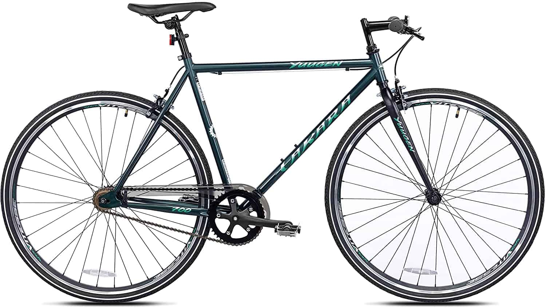 Takara Yuugen Single Speed Flat Bar Fixie Road Bike