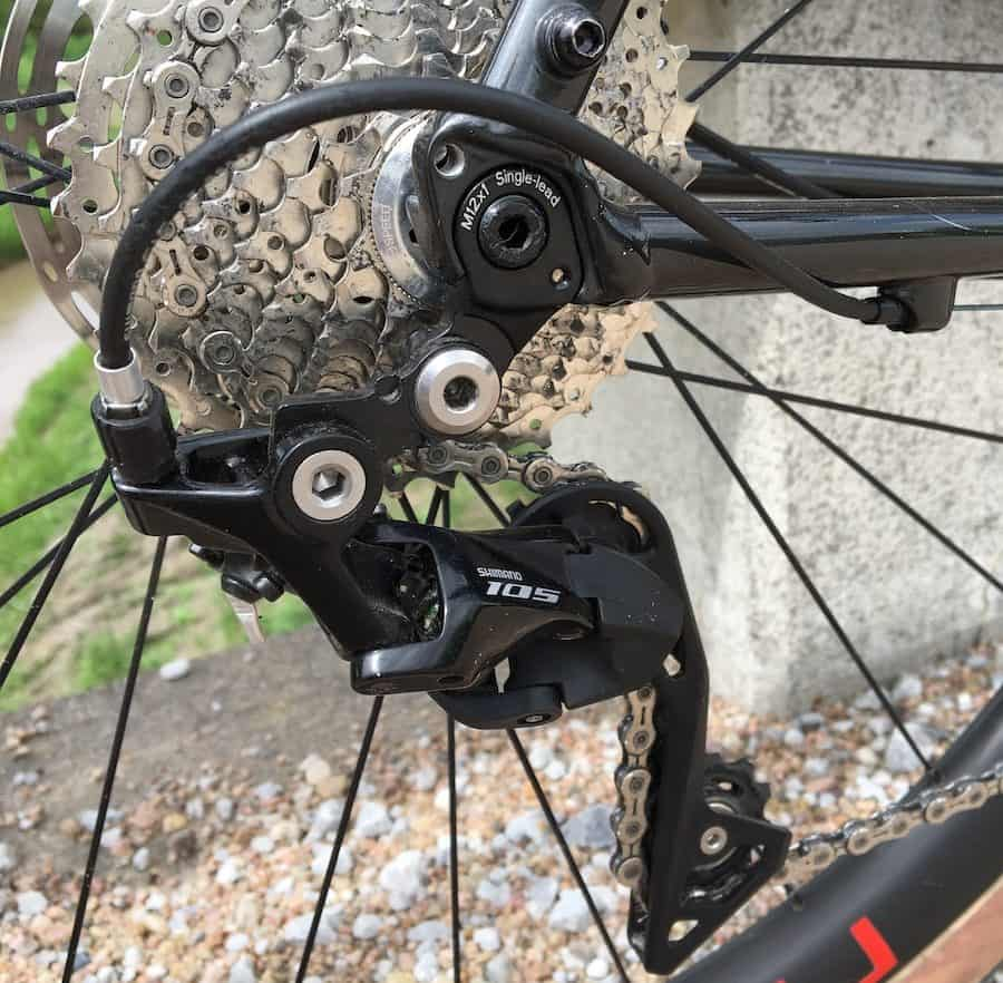 Cannondale Topstone 105 Gears