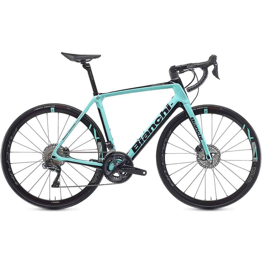 Bianchi Infinito CV Disc Ultegra Di2 Road Bike
