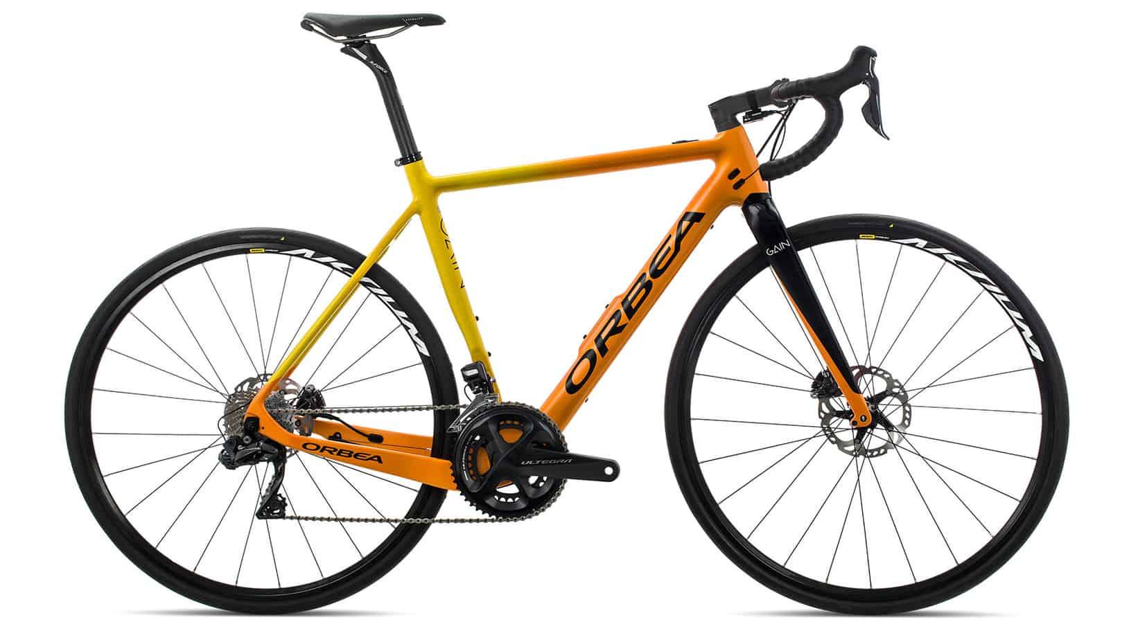 Orbea Gain M20I USA E-Bike 2019
