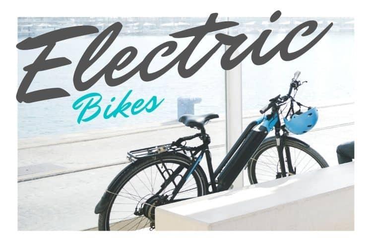 Electric Bikes Deals
