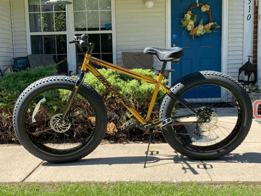 Margus Mountain Bike