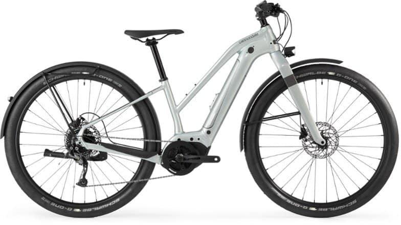 Cannondale Canvas Neo 2 Remixte Electric Bike