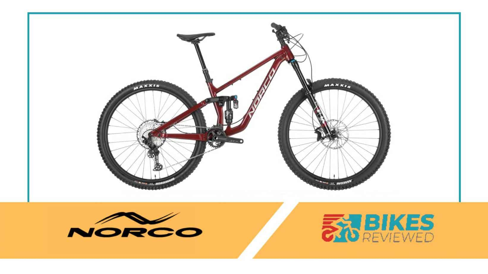Norco Mountain Bike Brand