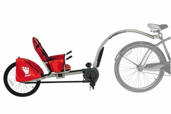 Attachments - Recumbent Trailer for Tandem Bike