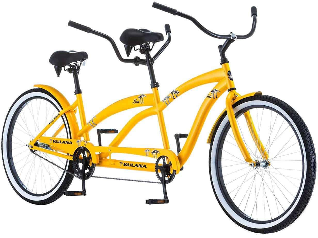 Kulana Lua Tandem Adult Beach Cruiser Bike