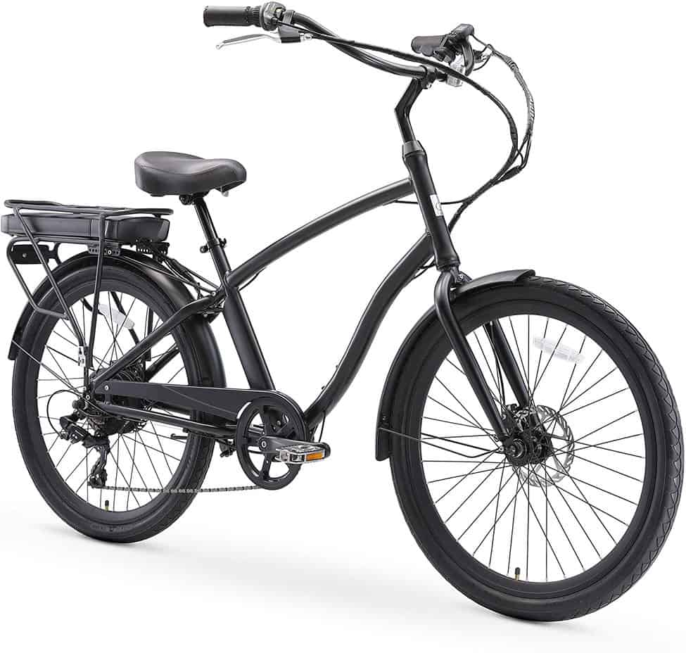 Sixthreezero EVRYjourney Men's Hybrid Alloy Beach Cruiser Bicycle