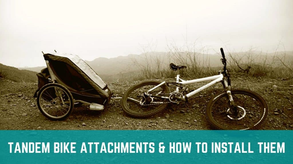 Tandem Bike Attachments & How To Install Them