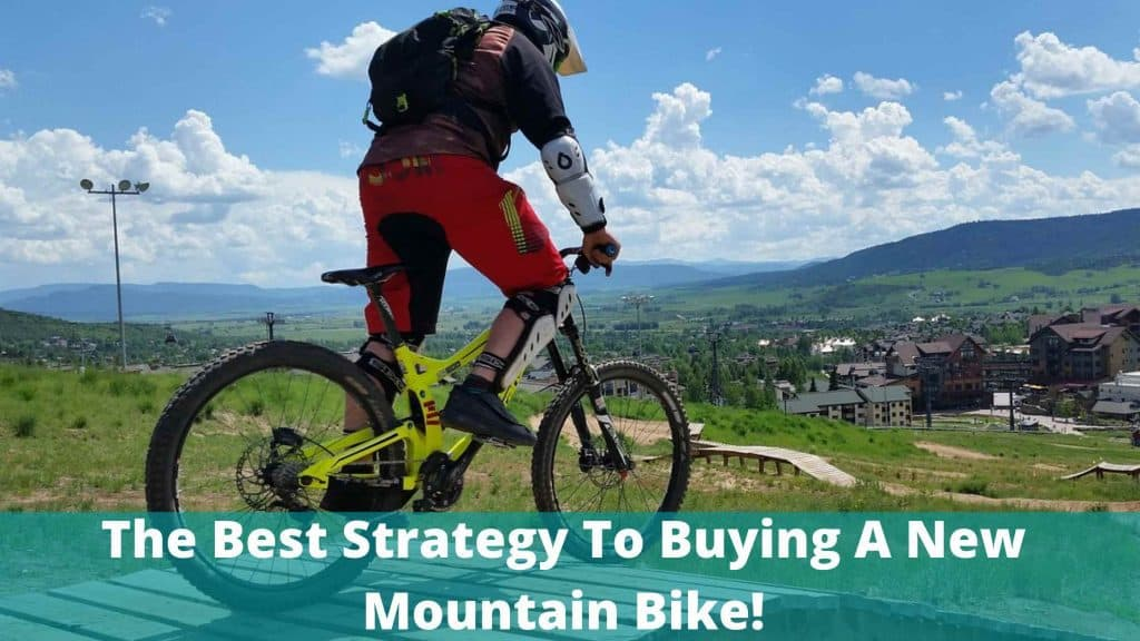 Buying a new mountain bile
