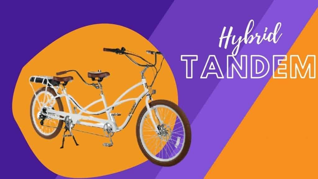 Why Choose Hybrid Tandem Bike - BikesReviewed