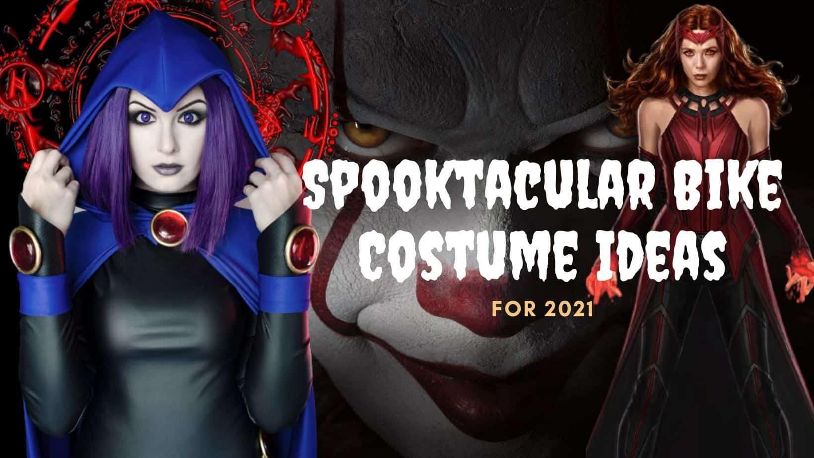 Spooktacular Bike Halloween Costume Ideas For 2021
