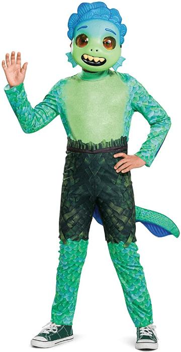 Luca Costume for Kids Official Disney Luca