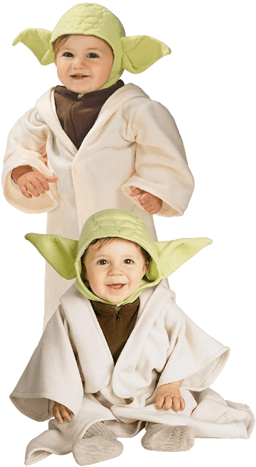 Star Wars Complete Baby Yoda Toddler's Costume