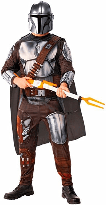 Star Wars The Mandalorian Adult Halloween Costume