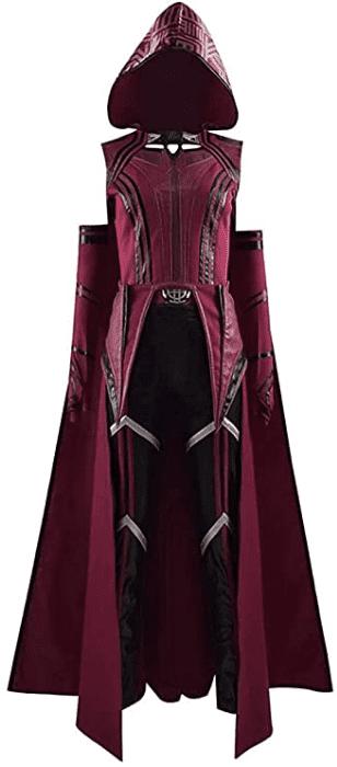 Wanda Costume Adult Suit Super Hero Cosplay For Halloween