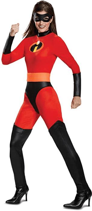 Women's Mrs Incredible Classic Adult Costume