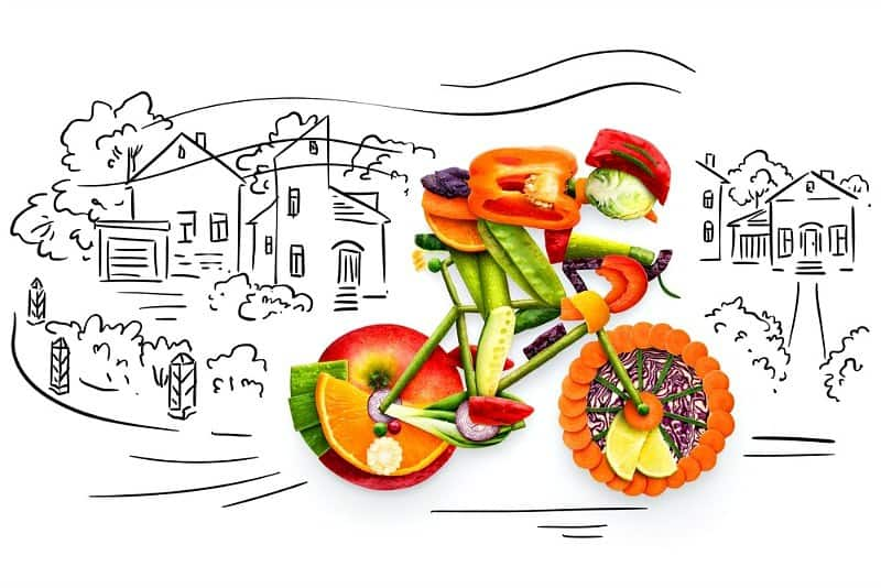Nutrition for Cycling - BikesReviewed.com